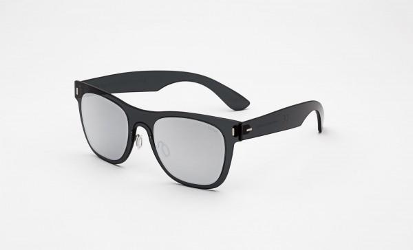 Super Duo-Lens Classic Silver&Black