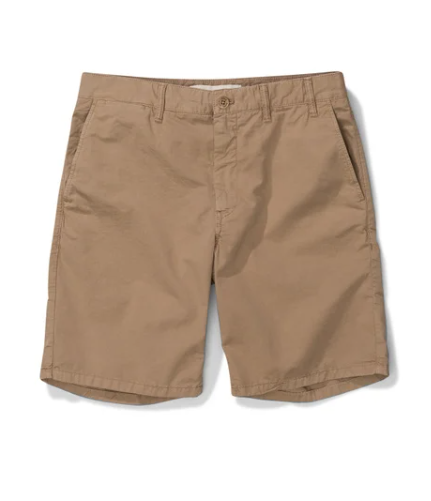Norse Projects Aros Short Light Twill Utility Khaki