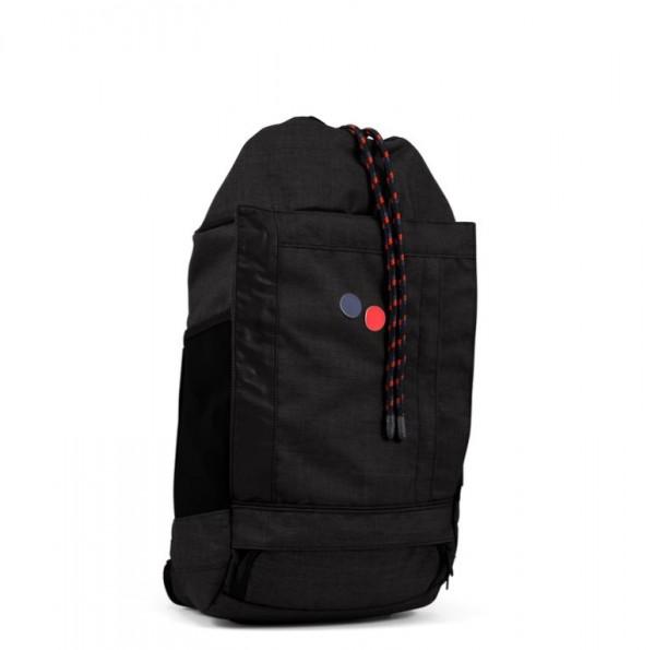 pinqponq Backpack Blok Medium Anthracite Melange PPC-BLM-001-838A