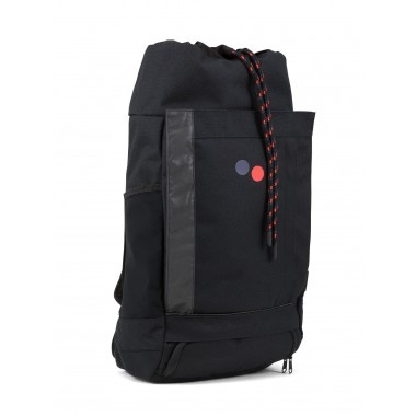 pinqponq Backpack Blok Licorice Black PPC-BLK-006-801
