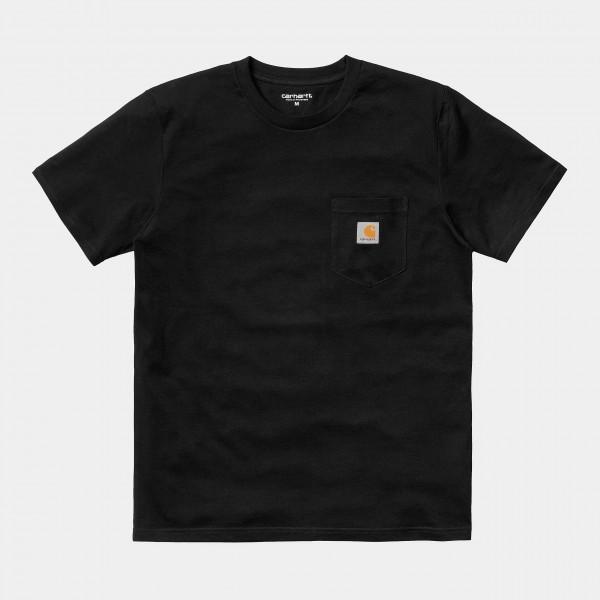 Carhartt WIP S/S Pocket T-Shirt Black I022091_89_00
