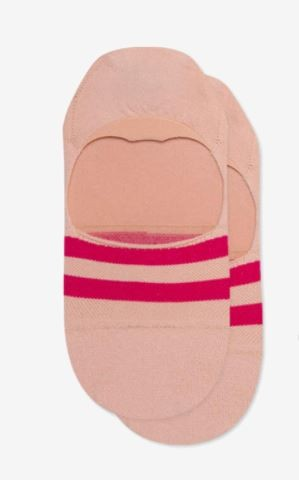 TOMS Womens Ultimate No Show Socks Pink