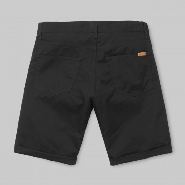 Carhartt Swell Short Black Rinsed i012292,89,02