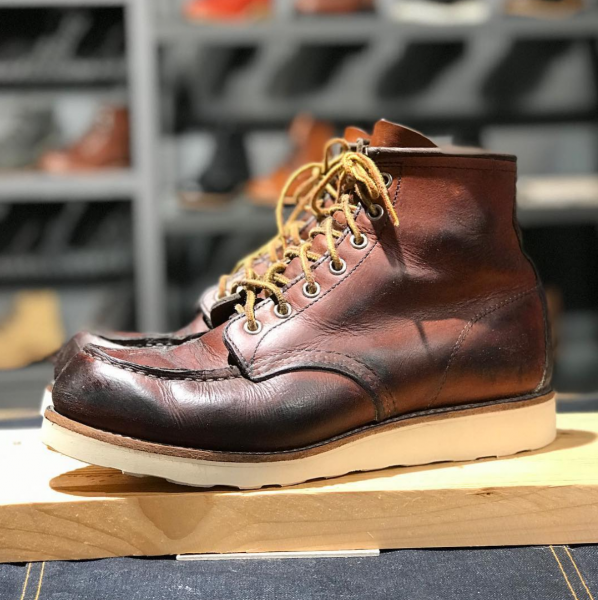 where can i resole my Red Wing Shoes