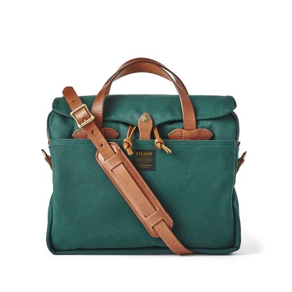 Filson Original Briefcase Hemlock