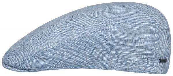 Stetson Driver Cap Linen Light Blue