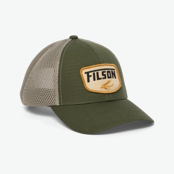 Filson Mesh Logger Cap Olive 2021 20157134