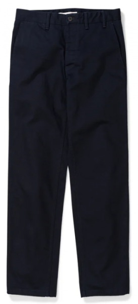 Norse Projects Aros Light Twill Dark Navy N25-0240 7004