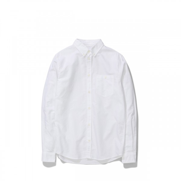 Norse Projects Anton Oxford White N40-0304 0001