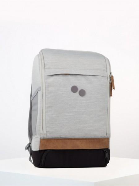 pinqponq Backpack Cubik Medium Grey Melange DLX