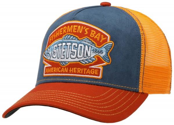 Stetson Trucker Cap Fishermen's Bay 7756106 28