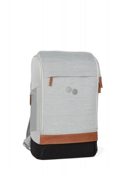 pinqponq Backpack Cubik Grand Grey Melange DLX