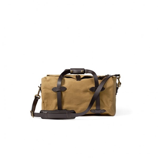 Filson Duffle Bag Small Dark Tan 11070220