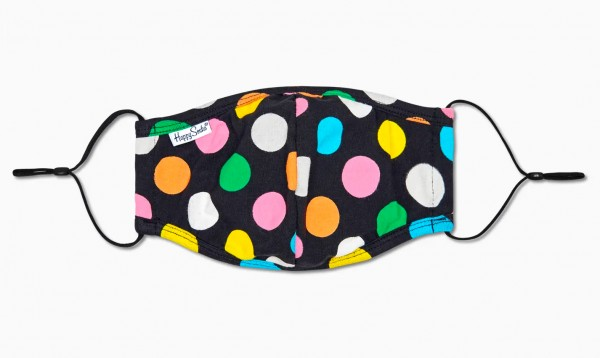 Happy Socks Maske Big Dot Unisex