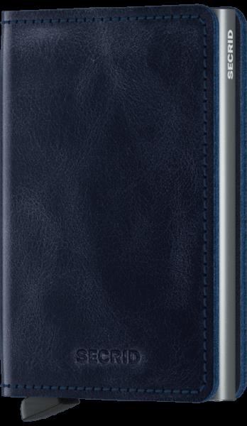 Secrid Slimwallet Vintage Blau
