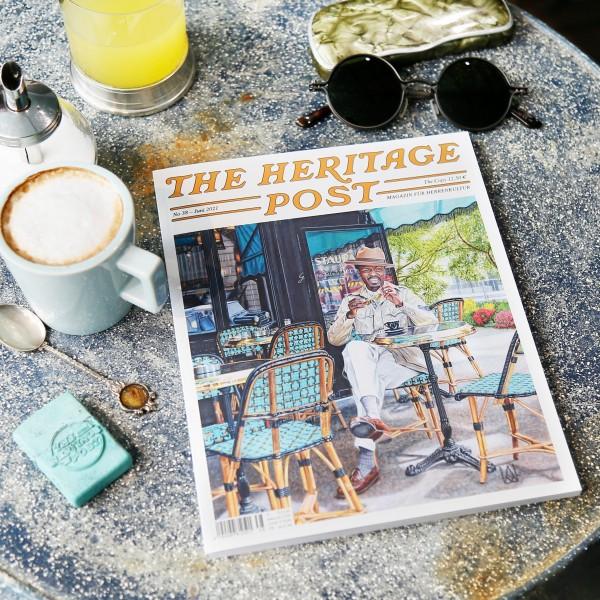 The Heritage Post No. 38 Juni 2021