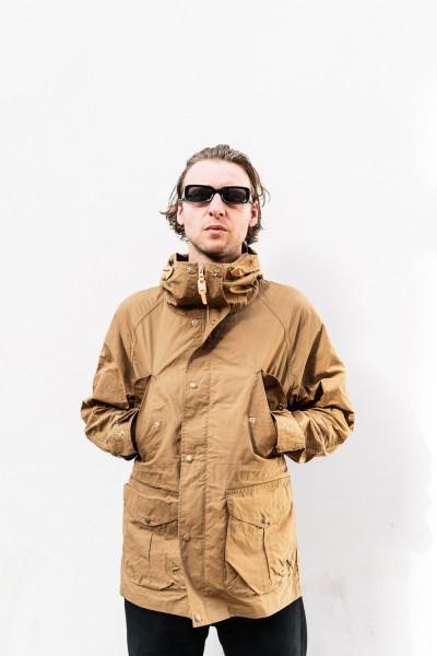Manifattura Ceccarelli New All Season Coat Dark Tan 2021 6022-QP