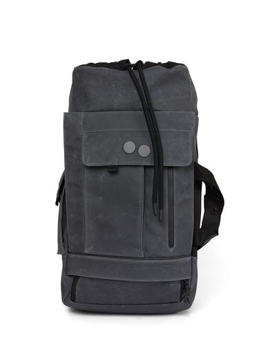 pinqponq Backpack Blok Medium Coated Anthracite PPC-BLX-001-863E
