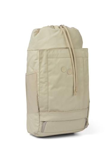 pinqponq Backpack Blok Medium Chalk Beige PPC-BLM-001-749C