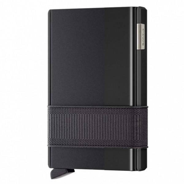 Secrid Cardslide Black Black