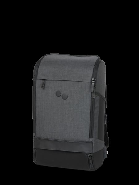 pinqponq Backpack Cubik Grand Anthracite Melange DLX PPC-BPG-002-838