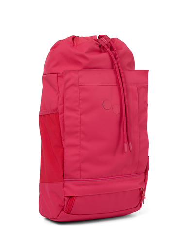pinqponq Backpack Blok Medium Vigor Pink PPC-BLM-001-571C