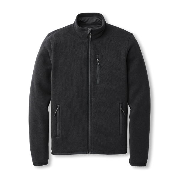 Filson Ridgeway Fleece Jacket Black 20052630