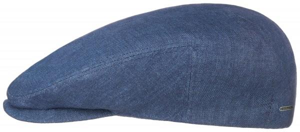 Stetson Driver Cap Linen Blue
