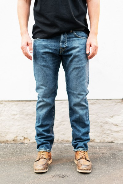 Edwin ED-55 Yoshiko Left Hand Denim Blue niroko wash 12,6oz I025957.01.ZN