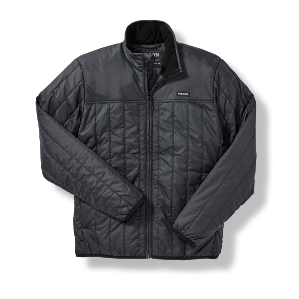 Filson Ultra Light Quilted Jacket Raven 20114879