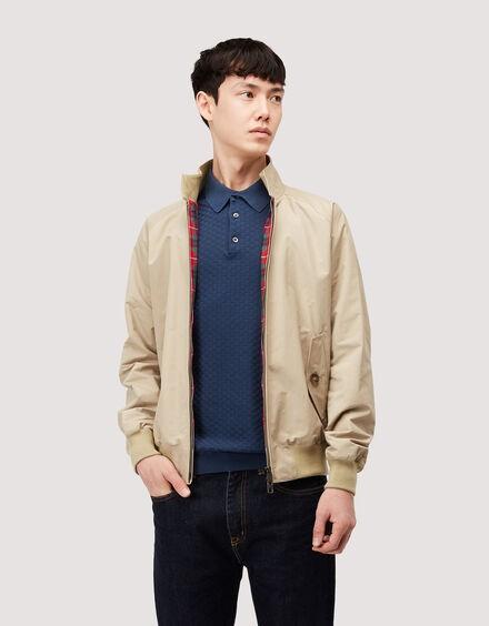 Baracuta G9 Jacket Natural BCNY1 818