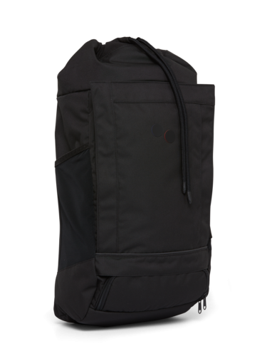 pinqponq Backpack Blok Large Rooted Black PPC-BLK-001-801C