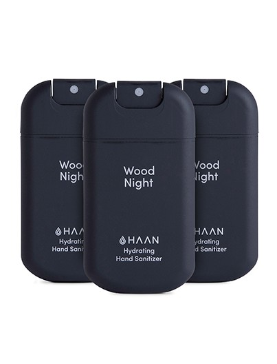 HAAN Hand Sanitizer Wood Night