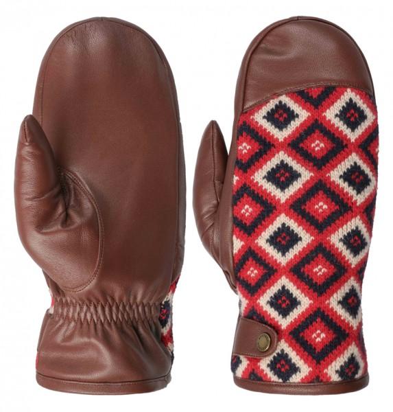 Stetson Mittens Wool / Goat Nappa 9497220