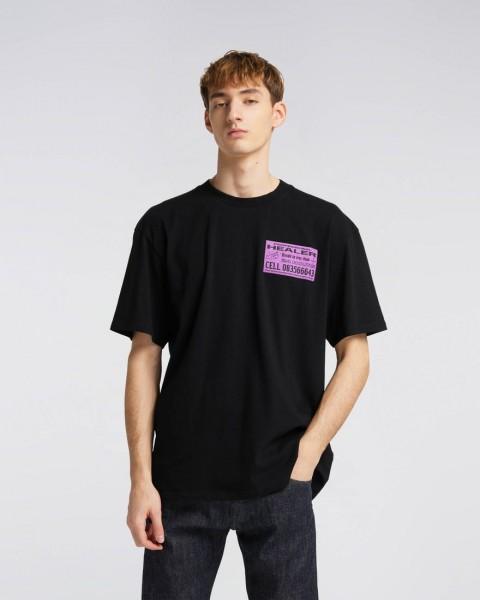 Edwin Pro Healer Black Garment Washed i029329,89,67,03