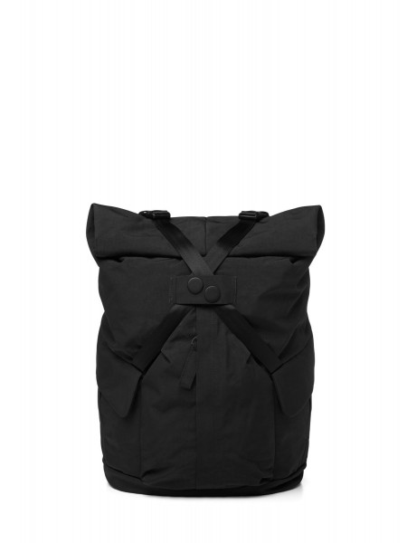 pinqponq Backpack Kross Crinkle Black PPC-KRS-001-801F