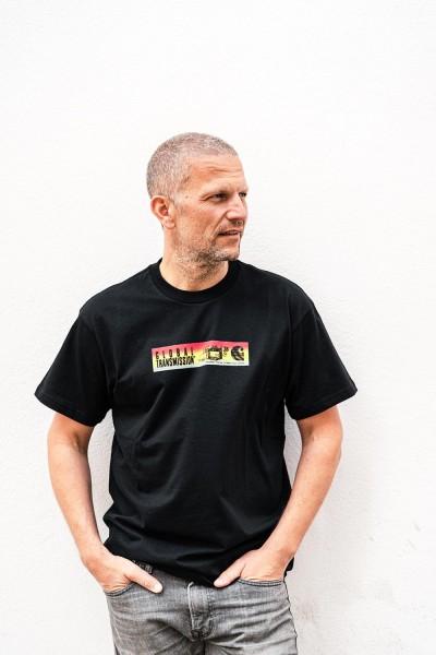 Carhartt WIP S/S Transmission T-Shirt Black Herren i027806,89,00