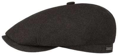 cheap uk store best Stetson Driver Cap Virgin Wool Linen Blue