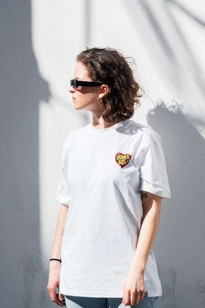 Carhartt WIP S/S Hartt Of Soul T-Shirt White Herren I029036_02_00