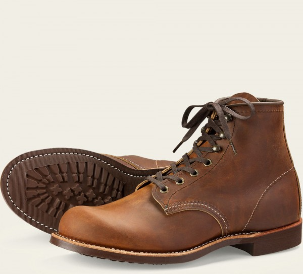 Red Wing 3343 Blacksmith Copper Rough&Tough Herren